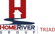 HomeRiver Group® Triad Logo